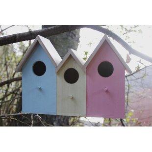Samoa Birdhouse By Sol 72 Outdoor