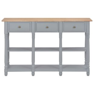 Bauer Console Table By August Grove