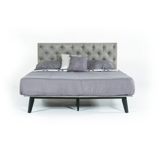 Corrigan Studio Jaelyn Upholstered Platform Bed