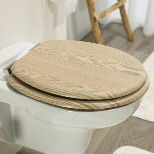 Scaffold Round Toilet Seat