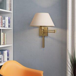 Ebern Designs Jonesville Swing Arm Lamp