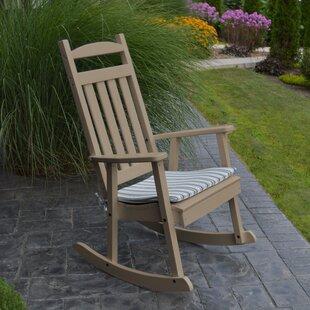 Brown Jordan Patio Rocking Chair Wayfair