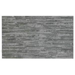 Snowdonia 29.8cm x 49.8cm Ceramic Splitface Tile in Grey