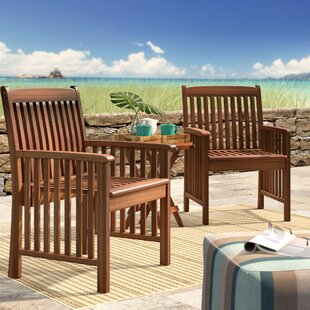 Pine Hills Patio Dining Chair (Set of 2)