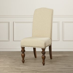 Loon Peak Gilcrest Upholstered Dining Cha..