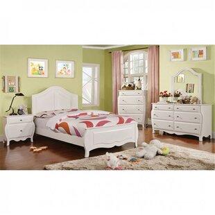 Suwanee Panel Configurable Bedroom Set by Harriet Bee