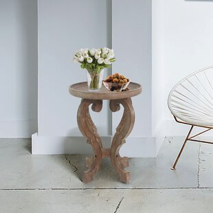 Cristina End Table by Charlton Home