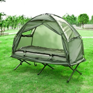 Grenelle 2 Person Tent With Carry Bag By Sol 72 Outdoor