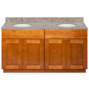 Streit 60 Double Bathroom Vanity Set by Winston Porter
