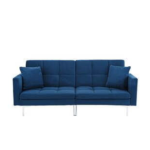 Rojo Sleeper Convertible Sofa by Wrought Studio