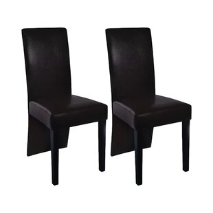 Bertha Upholstered Dining Chair (Set Of 2) By Metro Lane