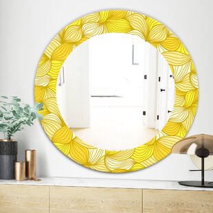 Moods 17 Accent Mirror by East Urban Home