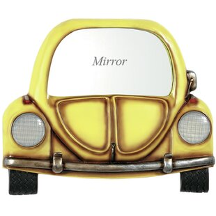 Winston Porter Cleaves Car Mirror