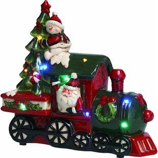 Walter Dolomite Santa Train Music and LED