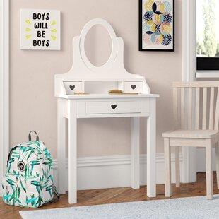 Compare Price Aldridge Dressing Table With Mirror