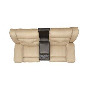 Serta Upholstery Double Reclining Sofa Serta Upholstery