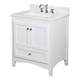 Best Abbey 30 Single Bathroom Vanity Set By Kitchen Bath Collection