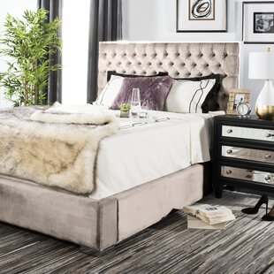Look for Reynaldo Upholstered Panel Bed by Willa Arlo Interiors Reviews (2019) & Buyer's Guide
