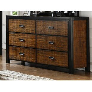 Foundry Select Everett 6 Drawers Dresser