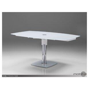 Orren Ellis Carlson Extendable Dining Table