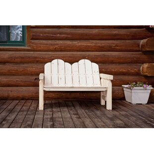 Abella Deck Wood Bench