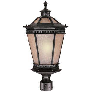 Shop for Hemphill Outdoor 1-Light Lantern Head By Three Posts
