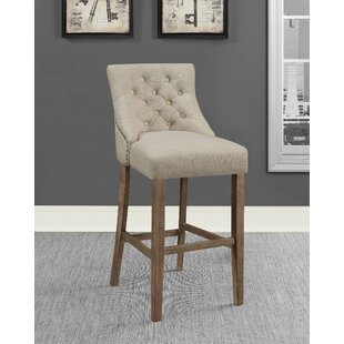 Stocker 30 Bar Stool (Set of 2) Gracie Oaks