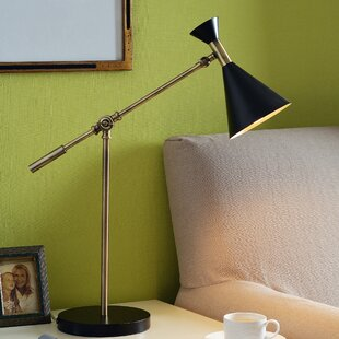 Compare prices Yorba 27 Desk Lamp By Langley Street
