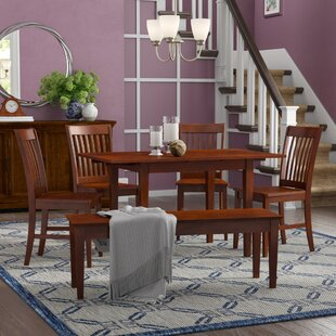 Phoenixville 6 Piece Extendable Dining Set