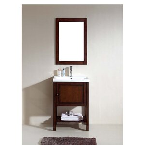American 15 Single Vanity Set with Mirror