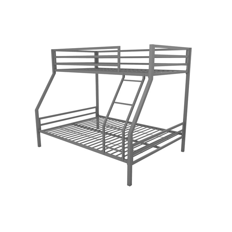Delicieux Maxwell Twin Over Full Bunk Bed