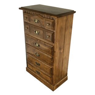 Barta 6 Drawer Lingerie Chest