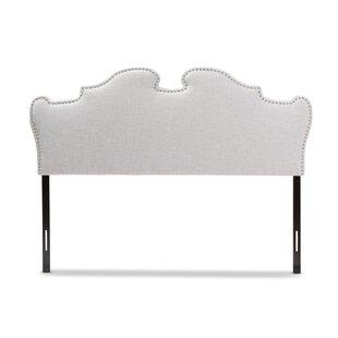 Brockett Upholstery Panel Headboard by Bungalow Rose