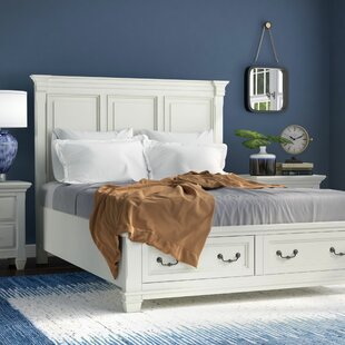 Randolph Storage Platform Bed by Beachcrest Home Looking for