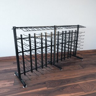 IDR Series 360 Bottle Floor Wine Rack Extension