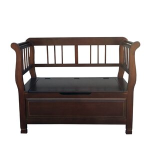 Astoria Grand Alim Lift Trunk Love Seat W..