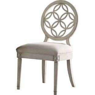 Melange Brynlee Solid Wood Dining Chair (Set of 2)
