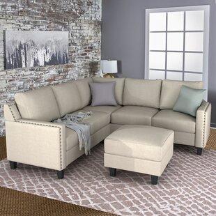 Abroms 2 Piece Standard Living Room Set (Set of 3) by Red Barrel Studio