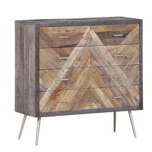 Dahlberg 4 Drawer Double Dresser By Union Rustic