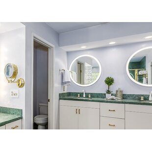 Ginger Bathroom/Vanity Mirror By Longshore Tides