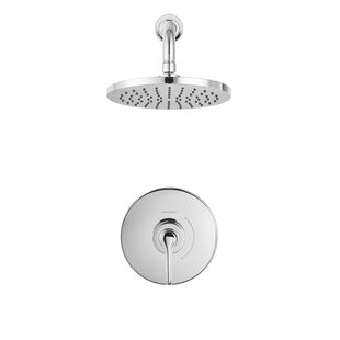 American Standard Studio Water Saving Diverter Shower Faucet with Valve