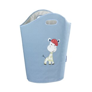 Gerry Laundry Basket By Harriet Bee