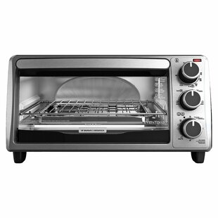 Toaster Oven with Bake Pan