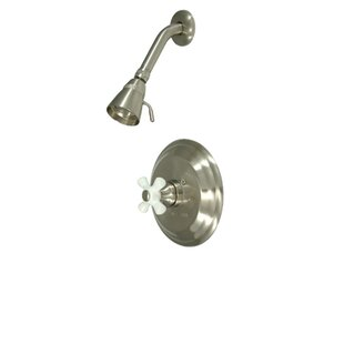 Vintage Shower Faucet with Valve By Kingston Brass
