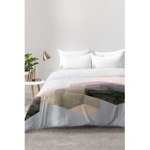 East Urban Home 2 Piece Comforter Set