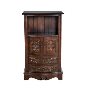 Eaddy 2 Door Accent Cabinet by Astoria Grand