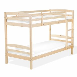 Bowling European Single Bunk Bed By Harriet Bee