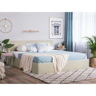 Freeborn Upholstered Bed By Brayden Studio