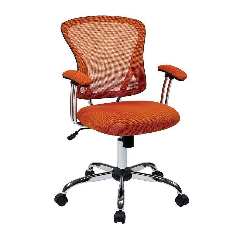 Wrought Studio Alves Mesh Task Chair Reviews Wayfair