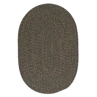 Abey Oliver Green Area Rug